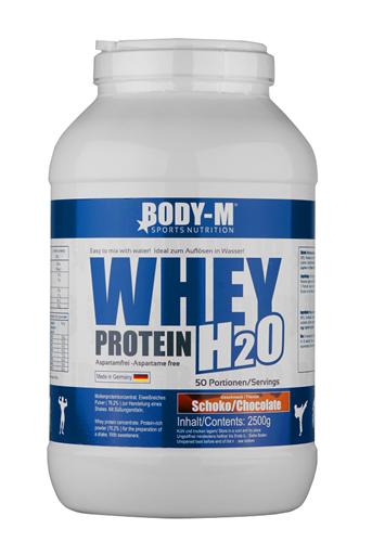 BODY M Whey Pro Protein H2O - BODY-M Sportnahrung Kaiserslautern